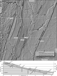 Map Of Fargo Age Determinations For Glacial Lake Agassiz Shorelines West Of