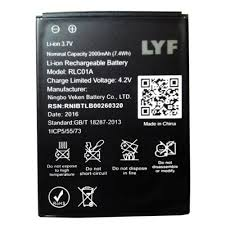how safe are lava ls buy lyf flame 8 ls 4505 battery rlc01a at lowest price online