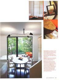 interior design magazine features meyer davis u0027 fierce renovation