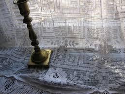home design black lace curtains vintage window treatments lace