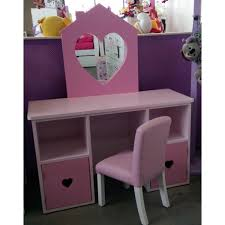 Girls Vanity Table And Stool Table Likable Buy Girls Dressing Table Online In Australia Find