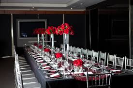 40th wedding anniversary party ideas 40th wedding anniversary event table layout design calgary