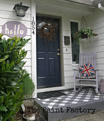 Paint Front Door Painting Outside Yay Or Nay U2013 The Paint Factory