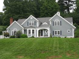 house outstanding grey exterior house paint colors blue grey