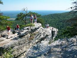 Nc State Parks Map by Hiking In Hanging Rock State Park