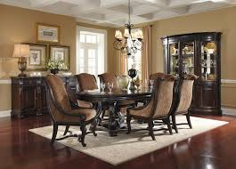 Elegant Dining Room Furniture by Oval Dining Room Table Sets Home Interior Design Ideas