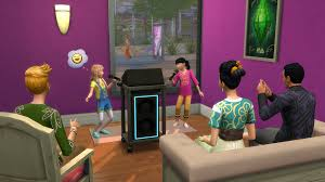 the sims 4 city living for pc mac origin