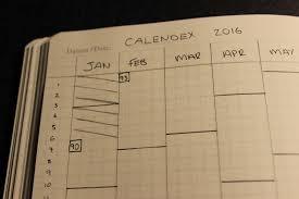future log the method bullet journal