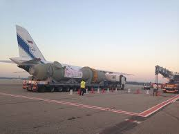 heavy industrial equipment air transportation from italy for alfa