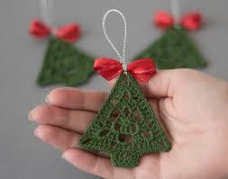 crocheted christmas ornament beautiful christmas crochet free patterns design 38