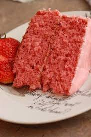 simply delicious strawberry cake recipe by paula deen recipe