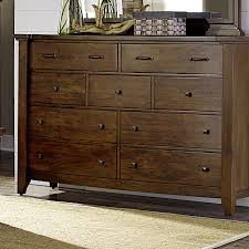 Bedroom Without Dresser by Napa Furniture Designs Whistler Retreat Solid Mango 9 Drawer