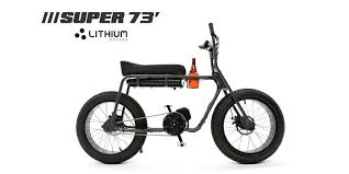 the super 73 electric bike has an old design and hits