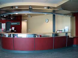 Circular Reception Desk Reception Desk Circular Reception Desk Willsëns Fine Cabintery