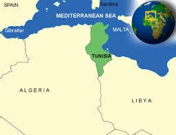 tunisia on africa map tunisia facts culture recipes language government