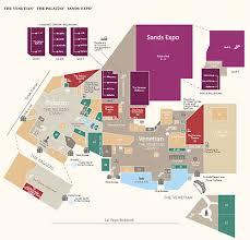 sands expo floor plan venue information apco 2018