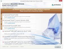 autodesk building design suite solved design suite 2016 installation error autodesk community