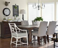 adding farmhouse style to the kitchen and dressers aren u0027t just for