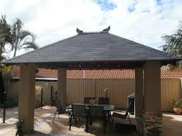 Metal Gazebos And Pergolas by Gazebos With Metal Roof Image Pixelmari Com
