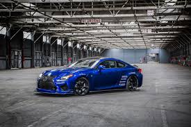 lexus rcf lowered here u0027s your rocket bunny lexus rc and a more visceral rc f