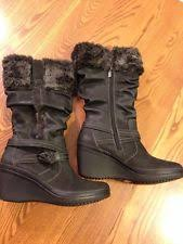 womens fashion boots size 11 fitzwell womens fashion knee high boots size 11 w menopoly blk xw