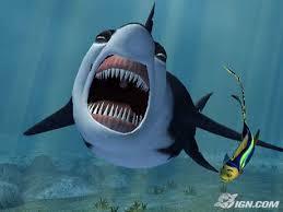shark tale hands ign