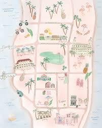 Palm Beach Map Guide To Palm Beach Palm Beach Lately