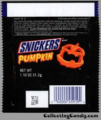 palm reader halloween background snickers u0027 ever evolving halloween pumpkins collectingcandy com