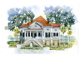 Southern Living Garage Plans Beautiful Four Gables House Plan Show E And Inspiration