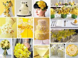 tbdress blog pretty yellow wedding themes for you