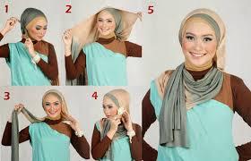 tutorial jilbab ala ivan gunawan tutorial hijab pashmina ala natasha farani tutorial hijab paling