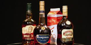 eggnog taste test the best liquors for spiking your drink