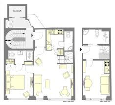 louvre museum floor plan place dauphine two bedroom apartment rental in paris