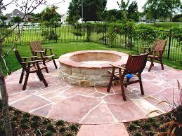 Firepit Seating Diy Pit Plans Outdoor Ideas Building Design Modern Garden