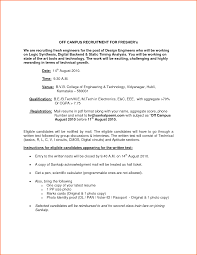 Sample Resume For Freshers Engineers Computer Science by 5 Resume For Freshers Looking For The First Job Budget Template