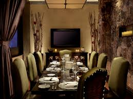 Las Vegas Restaurants With Private Dining Rooms Meet Silverton Casino