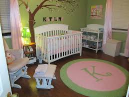 Pink And Green Nursery Decor Green And Pink Nursery Rug Pink Nursery Rug