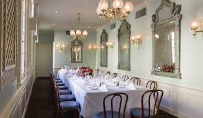 Chicago Restaurants With Private Dining Rooms Edison Park Room French Quarter Private Dining