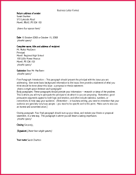 Business Letter Heading Sample by Signature Business Letter Gallery Examples Writing Letter