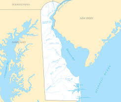 World Map With Lakes by Delaware Map Blank Political Delaware Map With Cities