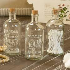 objects of design 167 set of three glass bottles mad about the