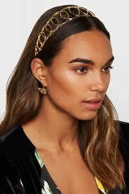 infinity headband lelet ny infinity gold plated headband net a porter