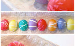 Easter Egg Decorating Rubber Bands by Homemade Natural Easter Egg Dyes Hometalk