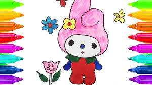 coloring pages baby doll draw and coloring baby doll drawing