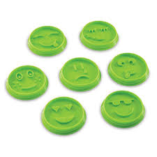 emoji cookie cutter set shop pered chef us site