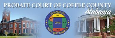 Car Bill Of Sale Alabama by Vehicle Registration Probate Court Of Coffee County Coffee