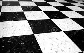 black and white checkered floor stock photo picture and royalty