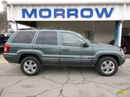 for 2004 jeep grand 2004 onyx green pearl jeep grand limited 4x4 75021224