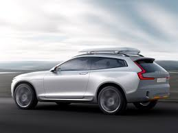 volvo coupe the volvo concept xc coupé sophisticated capability and