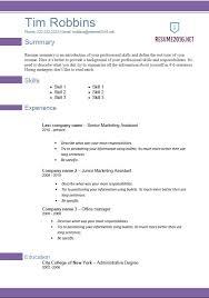 Career Builder Resumes Resume Template 2016 Violette Resume Career Builder Resume Format